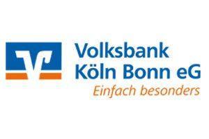 Sponsor Volksbank Köln Bonn